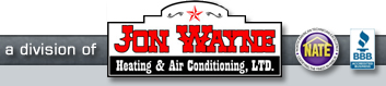 Jon Wayne Heating and Air Conditioning